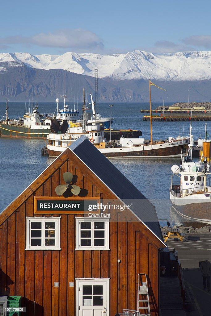 Fishing town