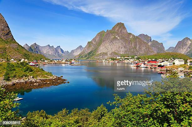 Fishing village Reine, Norway