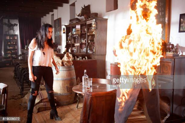 DRIVE 'A Fistful of Blood' Episode 108 Pictured Christina Ochoa as Grace