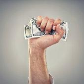 Fistfull of dollars!