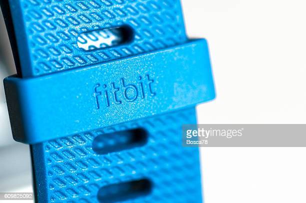 Fitbit Charge 2 back wristband