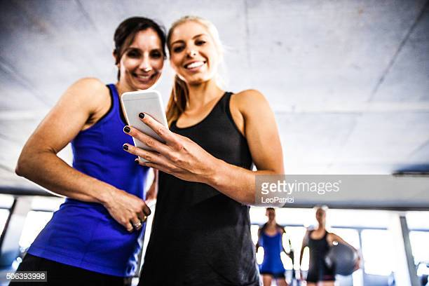 Fitness and exercising at the gym in Sydney