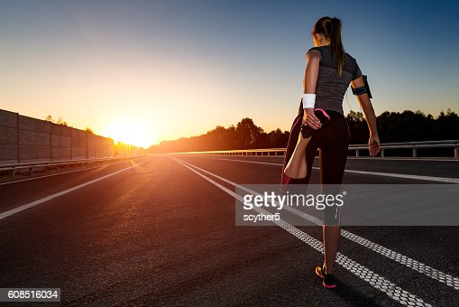 Fitness and workout wellness concept. : Stock Photo