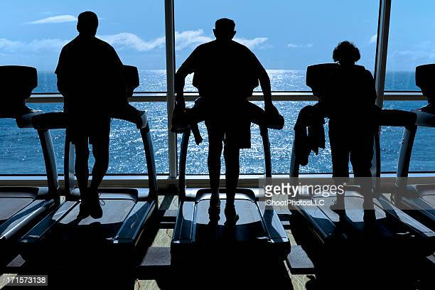 Fitness am Meer