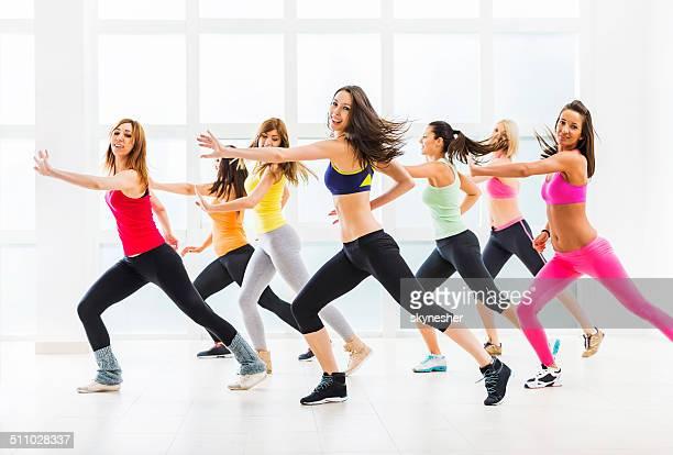 Danse de remise en forme.