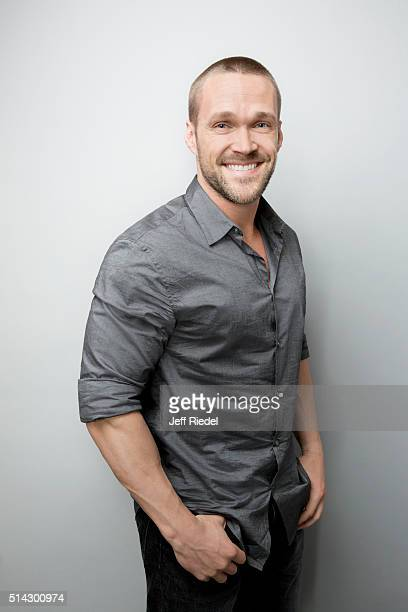 Fitness expert Chris Powell is photographed for TV Guide Magazine on January 14 2015 in Pasadena California