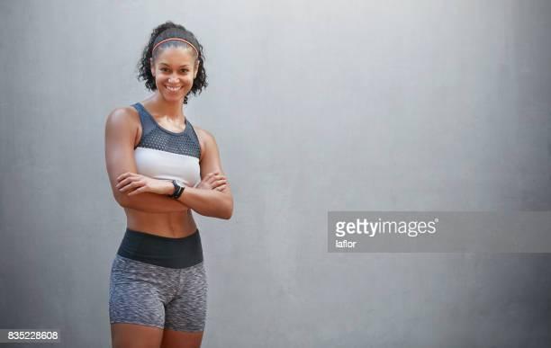 Fitness me da confianza
