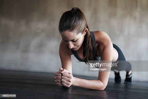 Fitness-Ziele erreicht werden nicht gewährt