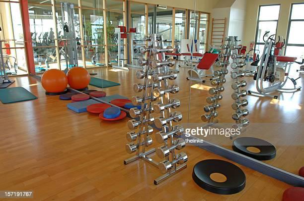 fitness gym #1