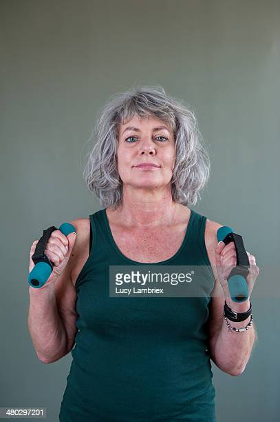 Fitness in green