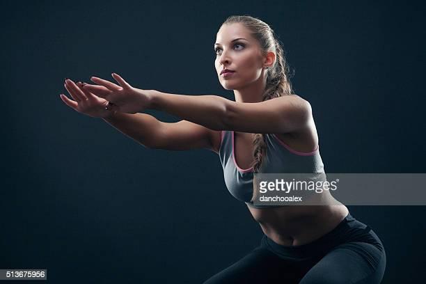 instructor de acondicionamiento físico