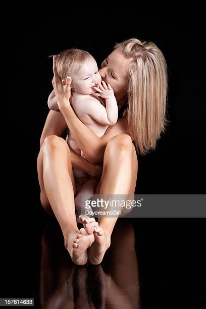 Fitness Mother and Child