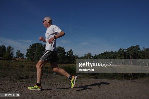 Fitness training in the heathland