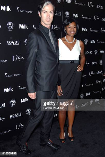 Fitz and the Tantrums attends THE ART OF ELYSIUM SECOND ANNUAL GENESIS EVENT SPONSORED BY ROGUE PICTURES PAIGE DENIM COFFEE BEAN TEA LEAF AND MILK...
