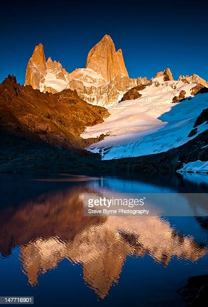 Fitz Roy and reflection