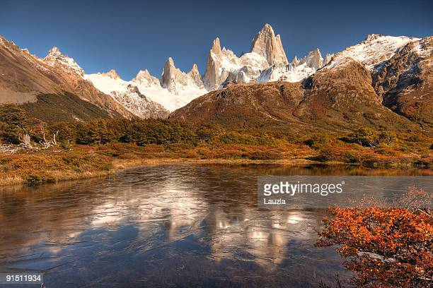 Fitz Roy Reflection