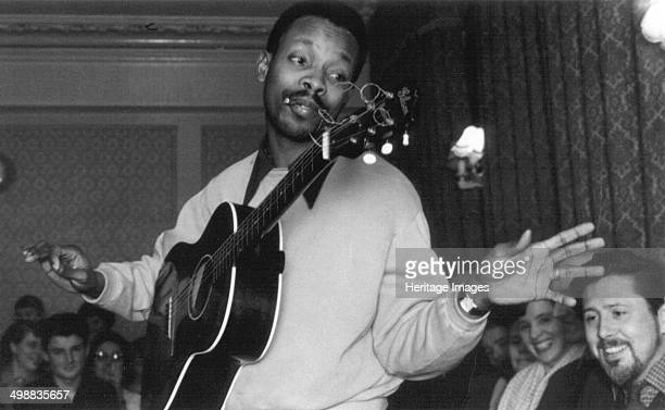 Fitzroy Coleman and Ewan MacColl Enterprise Public House Long Acre London late 1950searly 1960s Folk club session