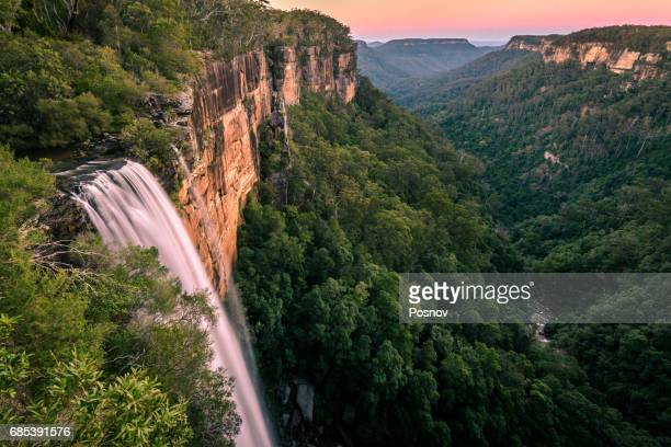 Fitzroy Falls in Southern Highlands of New South Wales