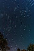 City's Stars Trails