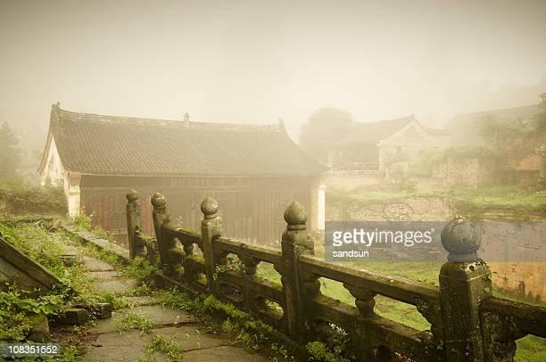 Five Dragon Temple in Wudangshan
