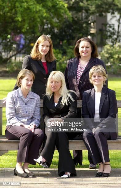 Five highflying businesswomen Rachel Elnaugh Chey Garland Barbara Cassani Sly Bailey Jo Malone * Chairman of Red Letter Rachel Elnaugh Founder and...