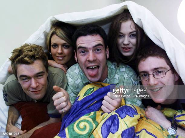 Five Irish students at college in Dublin who have volunteered to live their lives under the fulltime observation of the Internet in a realitybased...