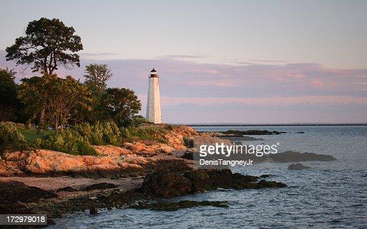 Five Mile Lighthouse, New Haven, Connecticut