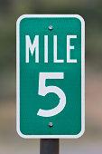 Five Mile Marker