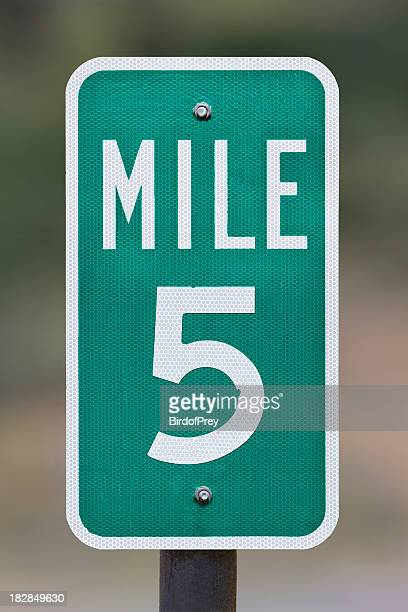 Five Mile Marker