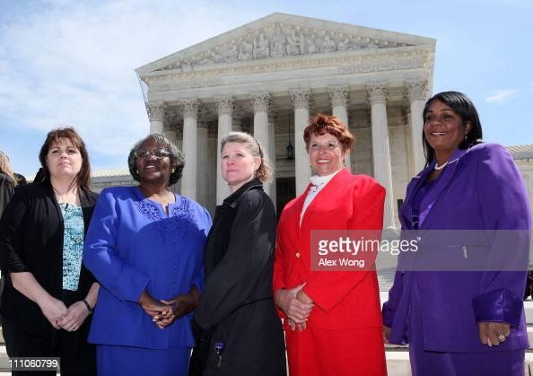 Wal-Mart v. Dukes - Alliance for Justice