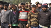 Five people were arrested by Ghaziabad police for kidnap of a three year old child from Loni on February 1 2014 in Ghaziabad India The accused had...