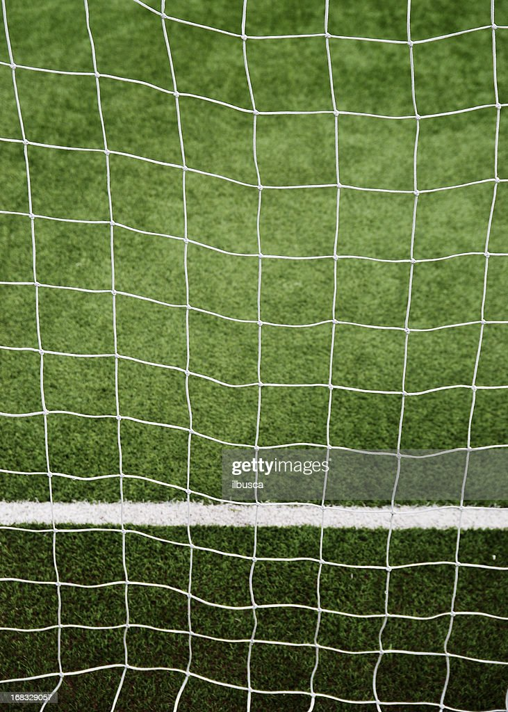 Five-a-side football pitch : Stock Photo
