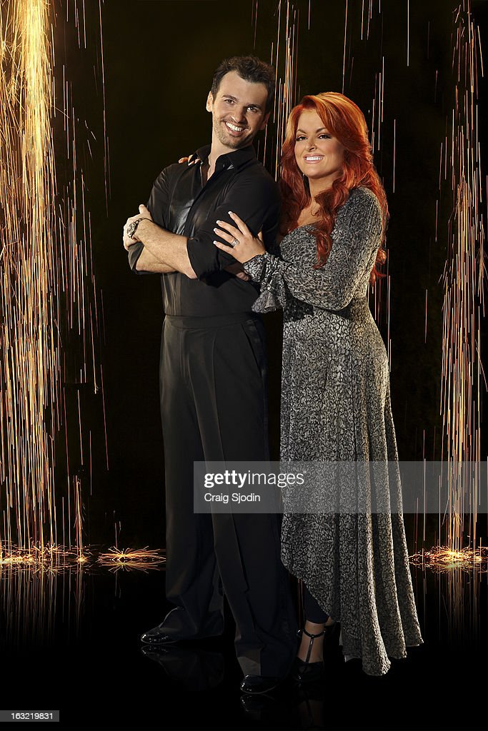DOVOLANI -- Five-time Grammy winner and New York Times bestselling author Wynonna Judd partners with Tony Dovolani. The two-hour season premiere of 'Dancing with the Stars' airs MONDAY, MARCH 18 (8:00-10:01 p.m., ET) on the ABC Television Network.