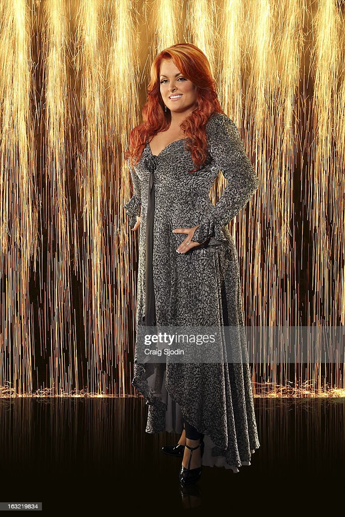 JUDD -- Five-time Grammy winner and New York Times bestselling author Wynonna Judd partners with Tony Dovolani. The two-hour season premiere of 'Dancing with the Stars' airs MONDAY, MARCH 18 (8:00-10:01 p.m., ET) on the ABC Television Network.