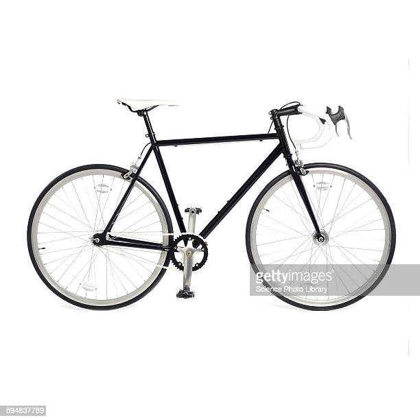 Fixed-gear road bike