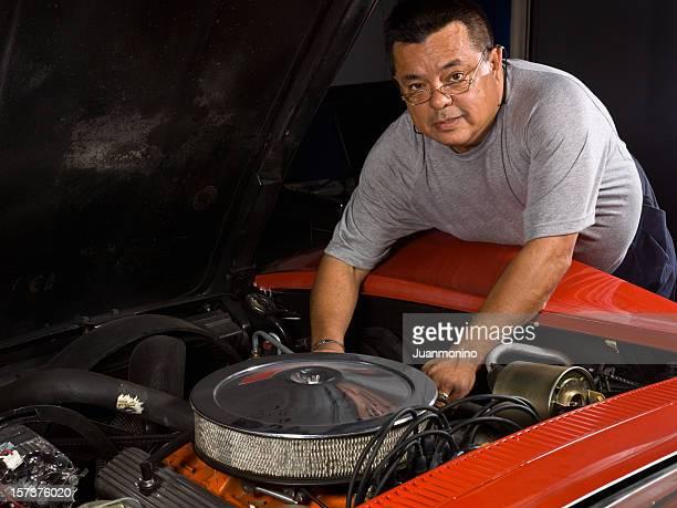 Fixing a classic Corvette
