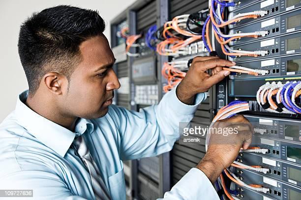 フィクシングの、ネットワークサーバ