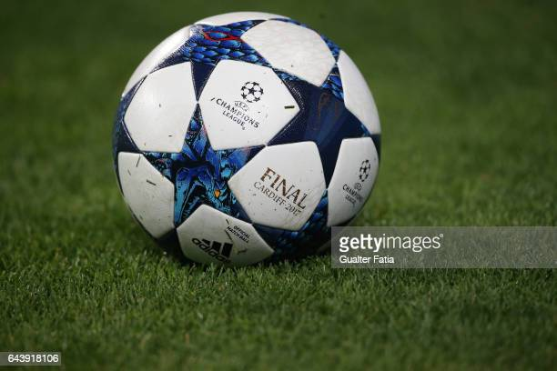 Fixture during the UEFA Champions League Round of 16 First Leg match between FC Porto and Juventus at Estadio do Dragao on February 22 2017 in Porto...