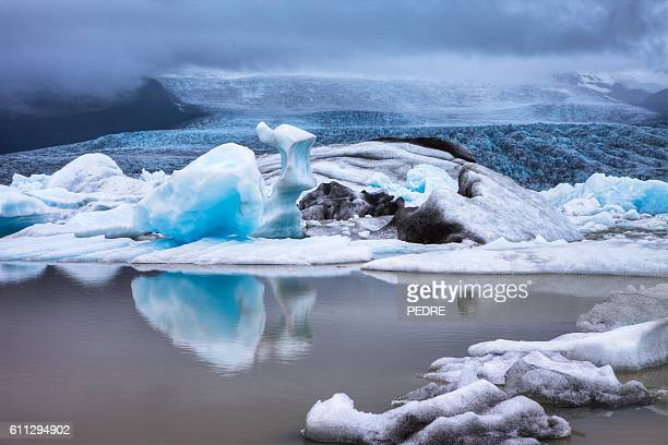 Fjallsarlon, Islandia