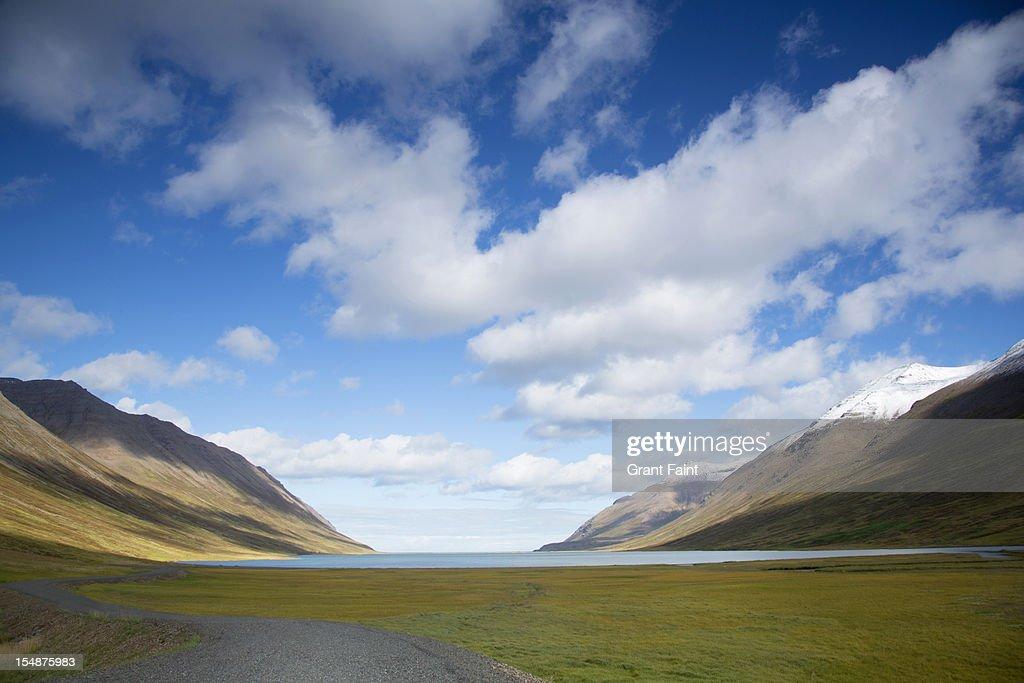 Fjord : Stock Photo