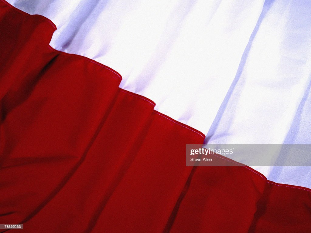 flag of poland stock photo getty images