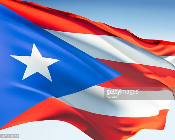 Bandera de Puerto Rico