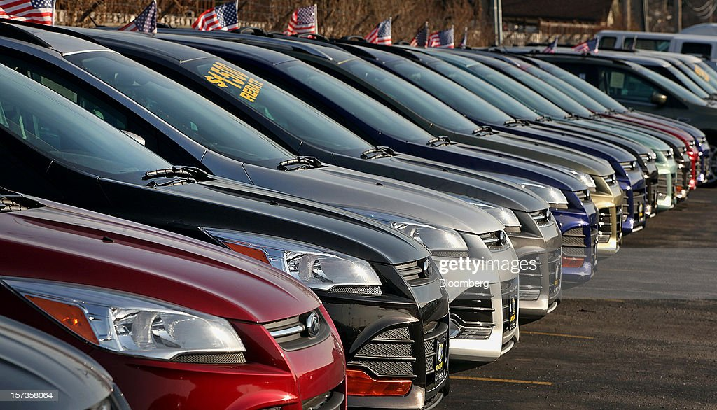 General Views Of Auto Sales Ahead Of Total Domestic