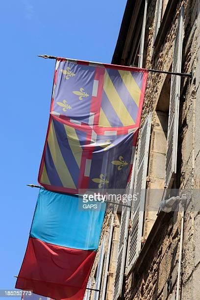 flags of Burgundy