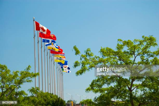 Flags of Canada