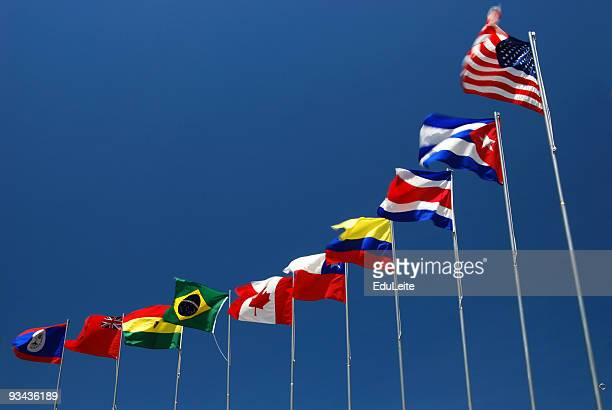 Flags of The Americas