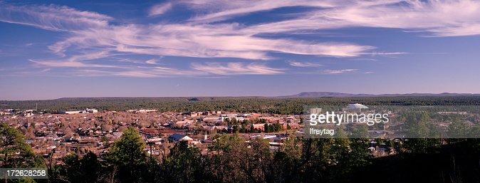 Flagstaff, Arizona, États-Unis (et du sud
