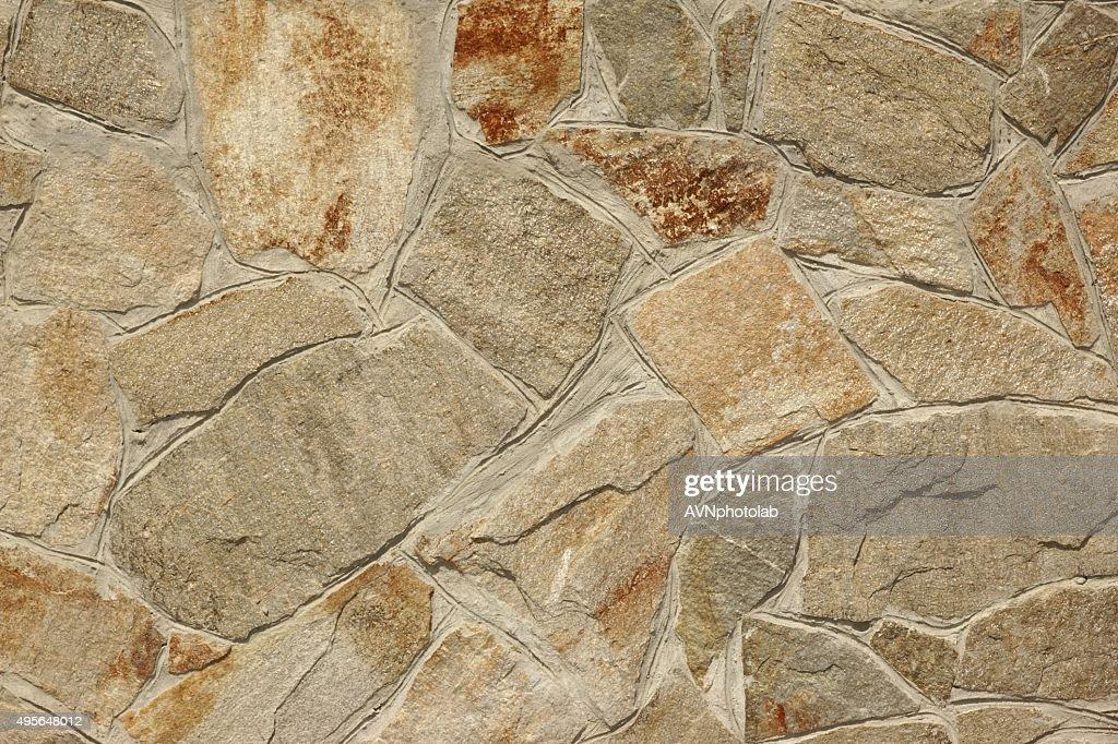 In mattoni di pietra parete piastrelle texture modello dettagliato