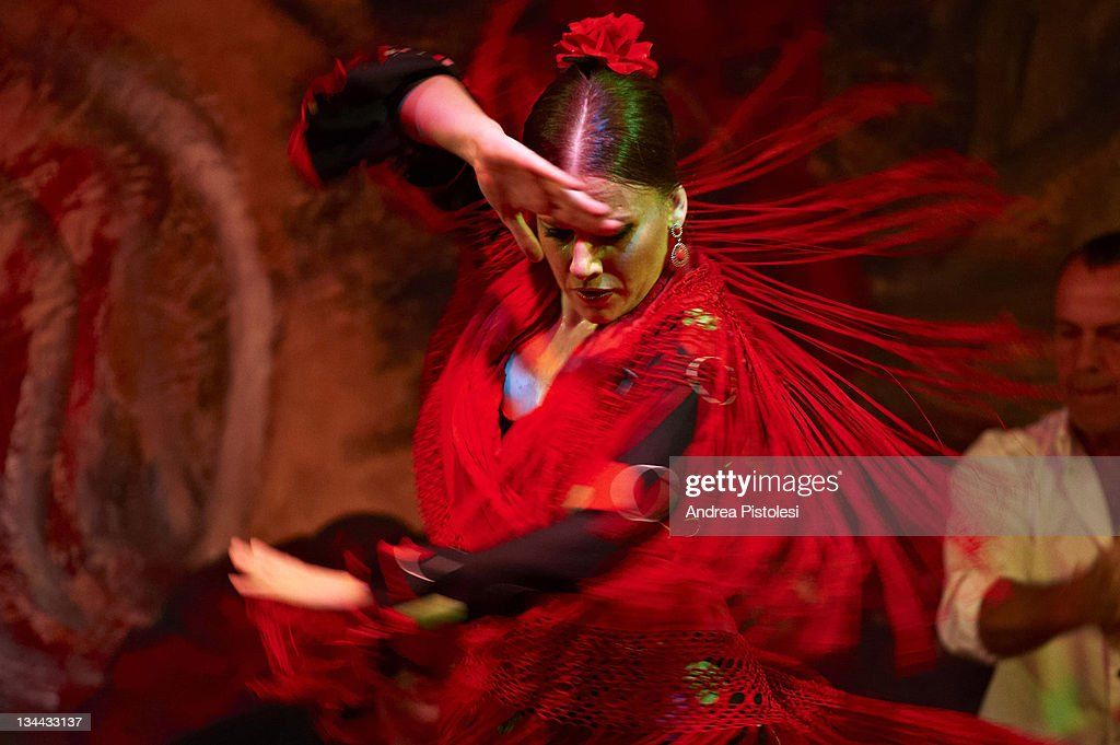 Flamenco dance in Seville