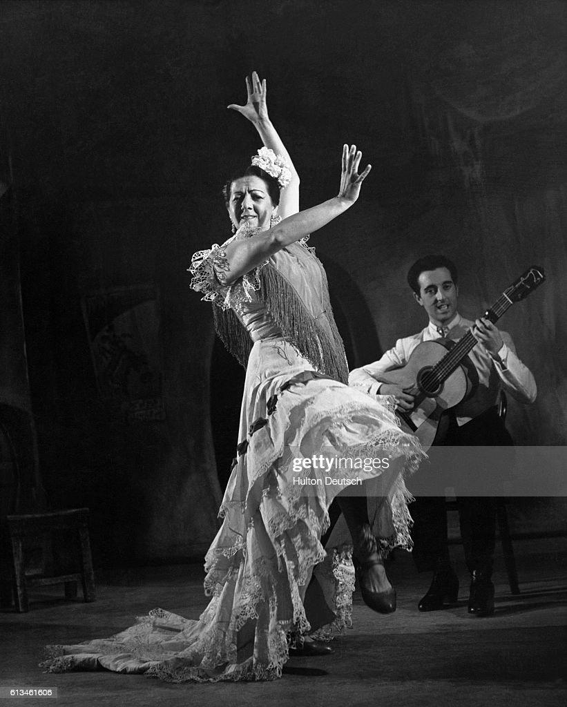 flamenco dancer la quica pictures getty images